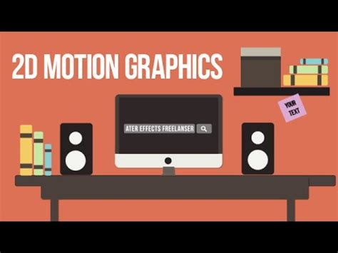 motion graphics after effects 2d youtube 2d motion graphics after effects youtube