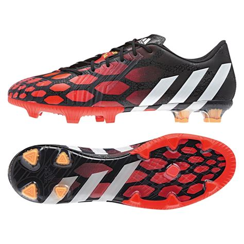 predator football shoes adidas predator instinct fg soccer cleats black