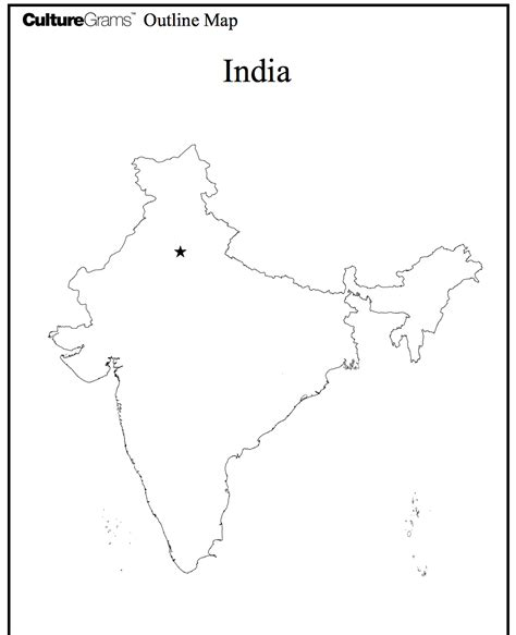 Blank Outline Map Of Ancient India by 100 India Blank Outline Map Free Printable Maps With All The Countries Listed Home India Blank