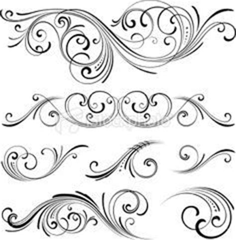 scroll pattern font 1000 images about designs patterns decor ornamentation
