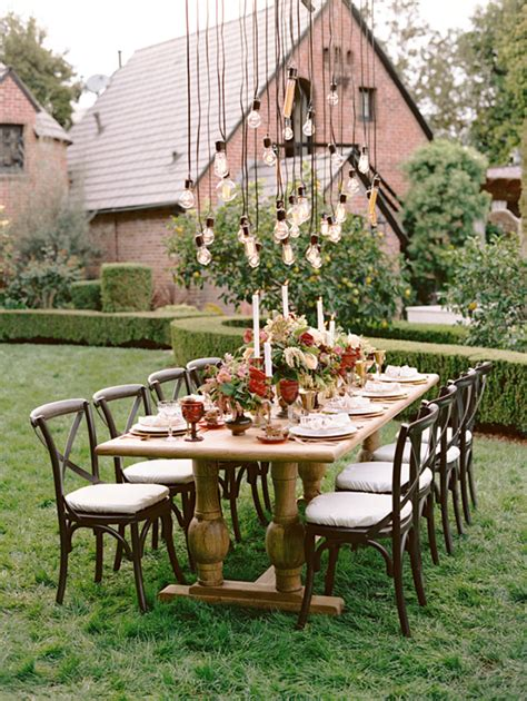 rustic backyard wedding reception ideas 18 stunning wedding reception decoration ideas to steal