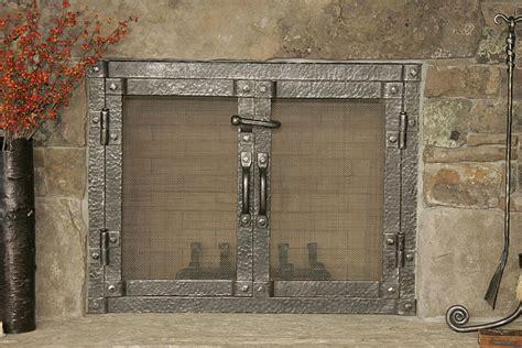 Built In Fireplace Screens morris l