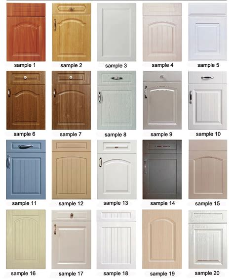 China Made To Measure Cupboard Doors Mdf Manufacturers Cabinet Doors Manufacturers