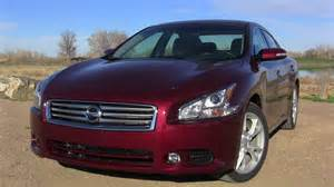 2013 Nissan Maxima Review Review 2013 Nissan Maxima Sv Will Still You
