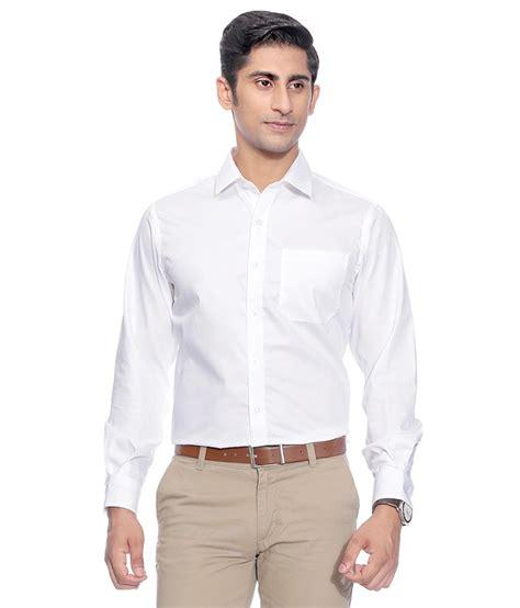 Kemeja Slim Fit White Slim All Size Cutton Strech seasons white cotton formal slim fit shirts for shirt mens boys seasonsway