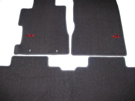 10 civic si floor mats civic si floor mats floor matttroy