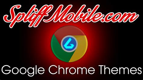 chrome themes for mobile stunning chrome themes by spliffmobile
