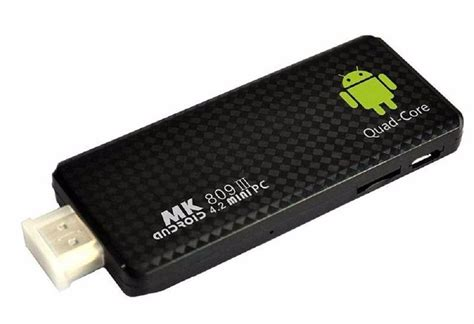 android stick for tv android tv smart stick mini mk809iii gi 225 999 000đ ở kiệm