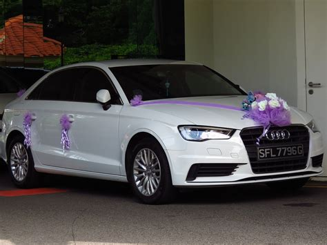 Wedding Car by Free Photo Wedding Car White Car Car Free Image On
