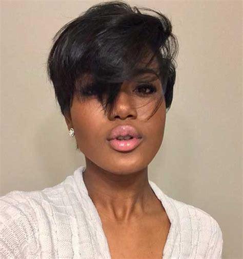 Black Hairstyles Shorthair by 15 Black With Hair Hairstyles 2017