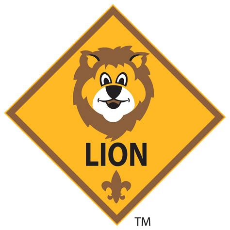 cub scouts of america logo lions a new pilot program for kindergarten boys