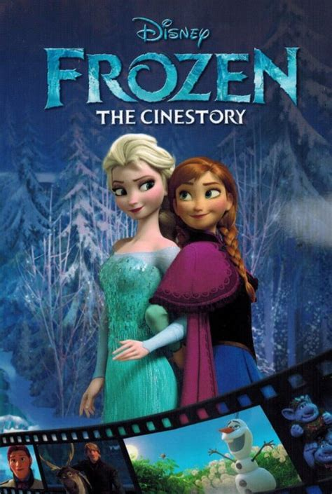 disney olaf s frozen adventure cinestory comic books disney s frozen cinestory tpb 1 joe books