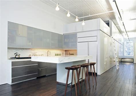 offene küche abtrennen trennwand k 252 che wohnzimmer