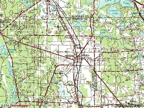 williston florida map free coloring pages