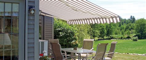 Awnings For Patio by Triyae Backyard Awning Retractable Various Design