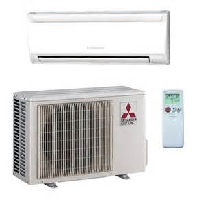 Mitsubishi Ductless Air Conditioner 33 200 Btu Mitsubishi 15 1 Seer R 410a Ductless Air