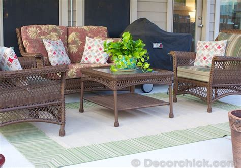 used wicker patio furniture for sale exclusive
