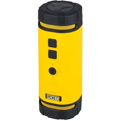 Buy Jcb Rugged Outdoor Bluetooth Speaker At Morgan Computers Rugged Outdoor