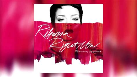8 Songs I Right Now by Rihanna Right Now Official Instrumental Ft David