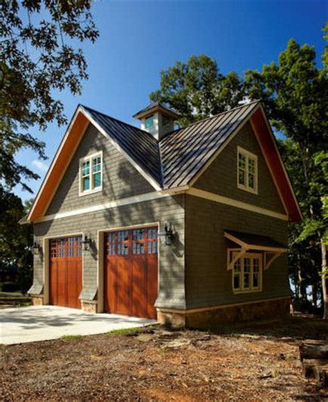 lake house cabana traditional garage and shed detached garage ideas exterior