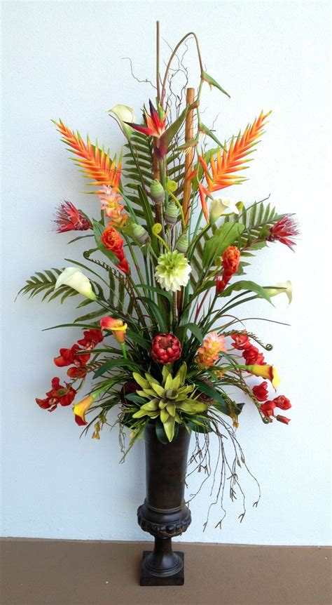 flower arrangements design best 25 tropical flower arrangements ideas on pinterest