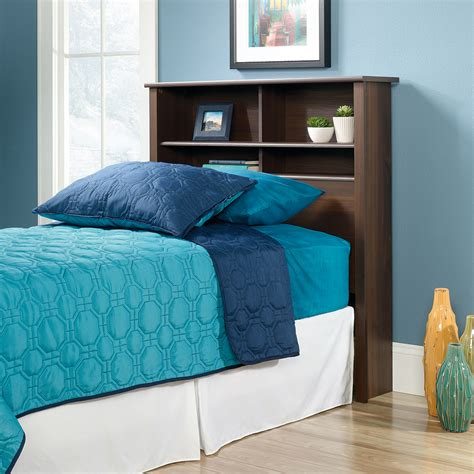 sauder twin headboard sauder county line bookcase twin headboard