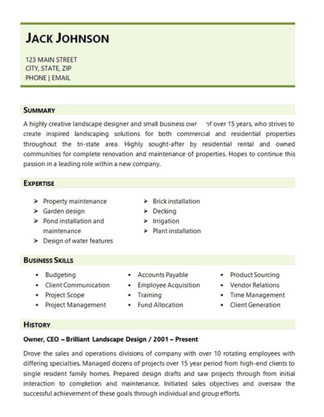 lawn care specialist sample resume inspirational lawn care resume