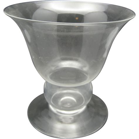 Thin Glass Vases by Steuben Glass Vase Large Thin Walled Classical Shape