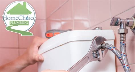 How To Test Plumbing For Leaks by How To Test Your Toilet For Leaks Home Choice Plumbing