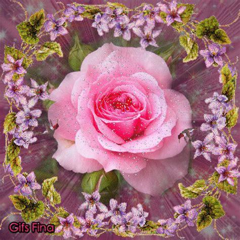 imagenes flores gif gifs fina rosa rosa gif e im 193 genes de flores pinterest
