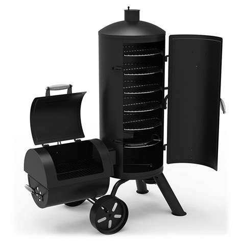 best offset smokers 28 best offset charcoal smoker dyna glo vertical