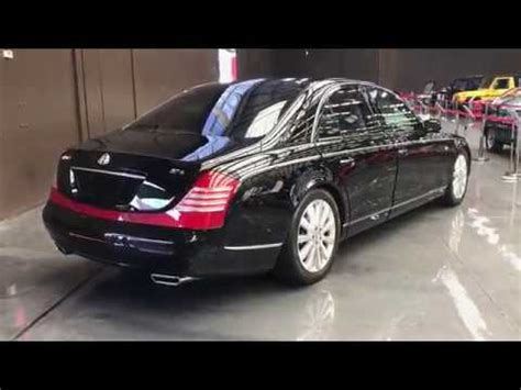 free car manuals to download 2007 maybach 57 instrument cluster 2007 maybach 57s youtube