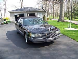 1996 Cadillac Fleetwood Brougham For Sale Sell Used 1996 Cadillac Fleetwood Brougham Sedan 4 Door 5