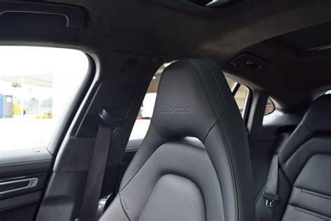 porsche panamera turbo 2017 interior 2017 porsche panamera turbo startup exhaust video 44