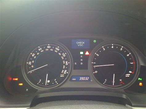 check engine light comes on vsc light lexus is350 decoratingspecial com