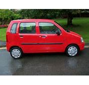 Used Vauxhall Agila 10i 12v Expression 5 Door Estate Red 2004 Petrol