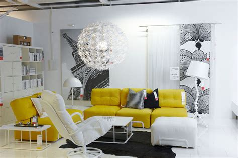 Yellow Bedroom Chair Design Ideas Furniture Ikea Design Ideas For Modern Home Pendant L Yellow Sofa White Swivelchair Amusing