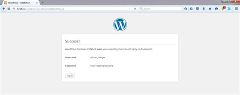 tutorial wordpress cara tutorial cara install wordpress di localhost mujazmi com