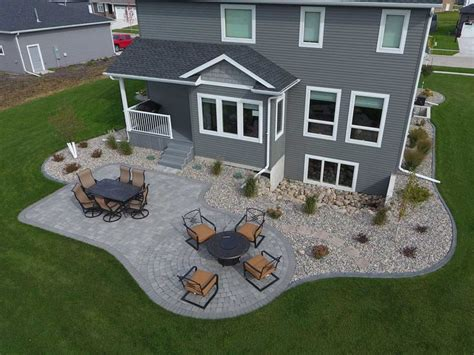 landscaping project  adds   appeal