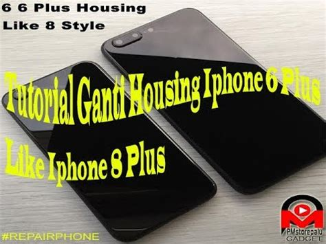 tutorial ganti housing iphone   custome iphone