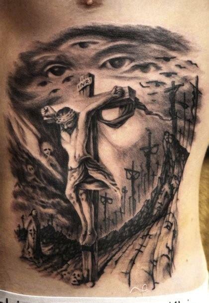 jesus eye tattoo jesus with eyes tattoo