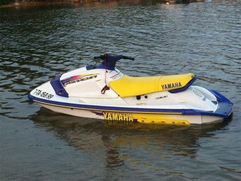 ski boat in spanish yamaha wave raider in tarragona jet skis used 54555