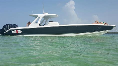 cheap boats for sale in miami 2015 used cigarette 39 gts center console fishing boat for