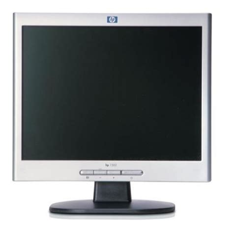 Monitor Hp 15 Inch hewlett packard 1502 15 inch lcd monitor