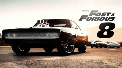 fast and furious 8 facebook fast and furious 8 primo poster ufficiale foto