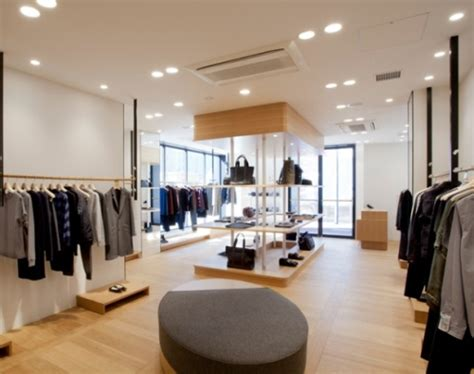 desain dinding distro ide desain interior distro bernuansa minimalis sporty