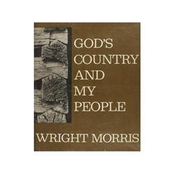 libro wright libro wright morris god 180 s country and my people harper row publishers new york 1968 folio me