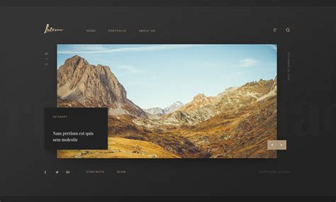 photographer bootstrap template id 300111927 from