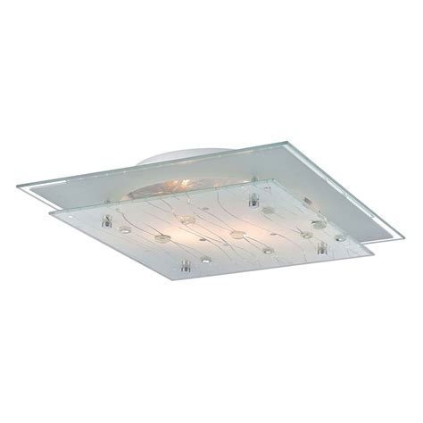 Collectic Home by Dima Large Flush Mount Ceiling Light Collectic Home