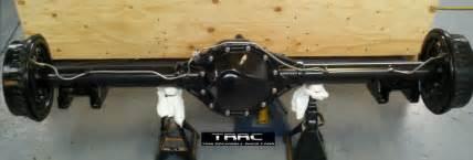 custom built chevy 12 bolt rear end for camaro 65 66